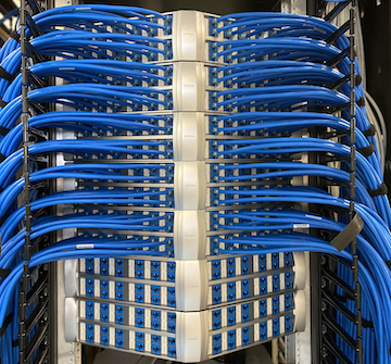 office network cabling